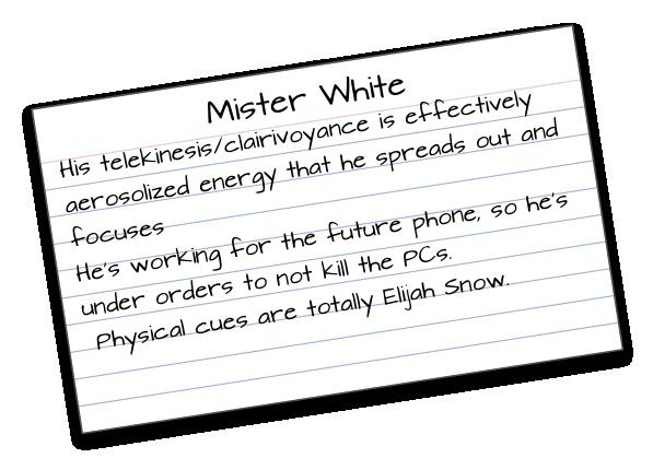 Mister White