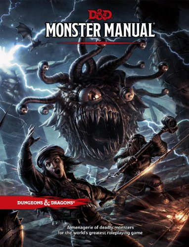 5e Monster Manual – Before the Monsters | The Walking Mind