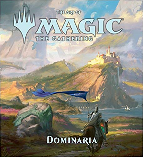 Cover of the M;tG Artbook for Dominaria
